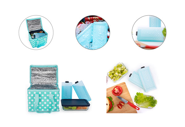 Short Reusable Ice Packs