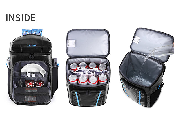 Lightweight waterproof Backpack Cooler
