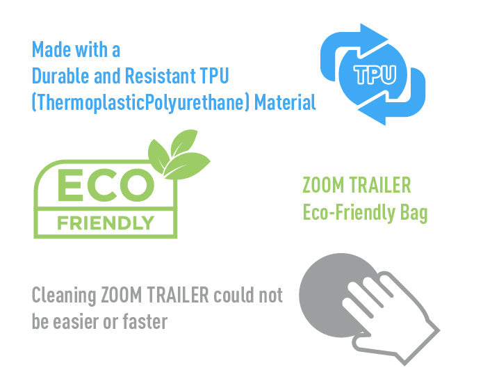 ZOOM TRAILER Cooler bag