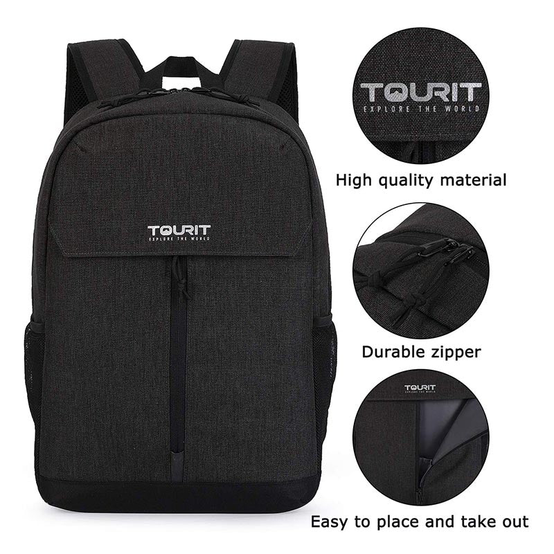 Park or Day Trips Camping Hiking Beach TOURIT Cooler Backpack 30 Cans Lightweight Insulated Backpack Cooler Leak-Proof Soft Cooler Bag Large Capacity for Men Women to Picnics