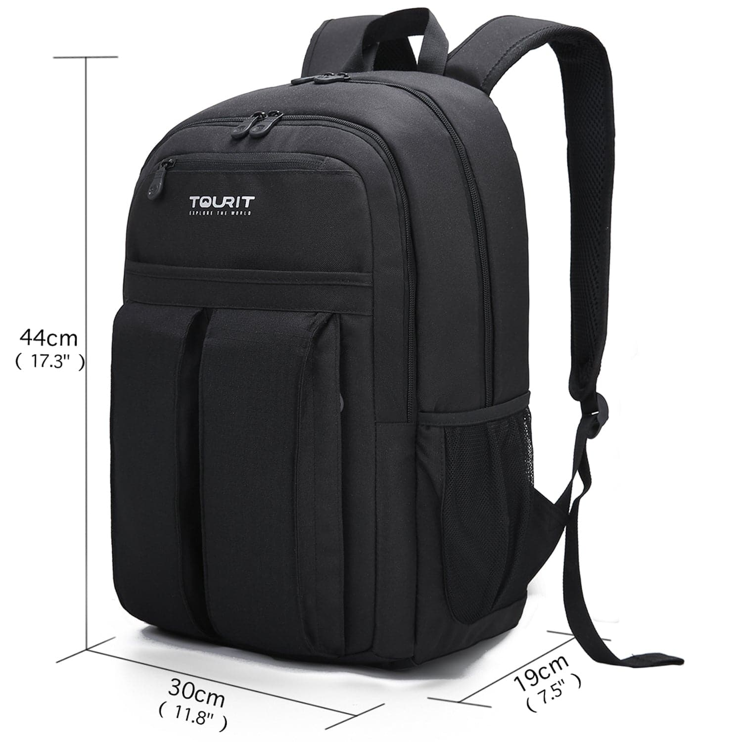 TOURIT Soft Back Pack Cooler Insulated Cooler Backpack Bag Lightweight  Backpack with Cooler Large Capacity for d0e5ee0df