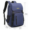 Insulated Cooler Backpack Picnic Cooler Stylish Lightweight Bag for Men Women to Hiking Travel Camping 28 Cans