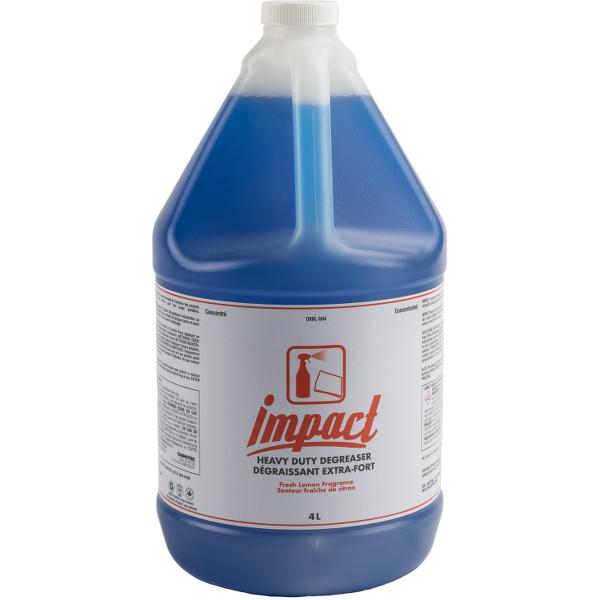 Heavy Duty Degreaser >> Impact Heavy Duty Degreaser Concentrate 4l