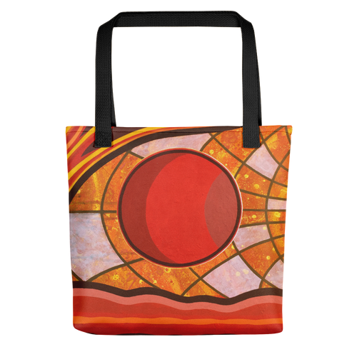 Sun Core Tote Bag