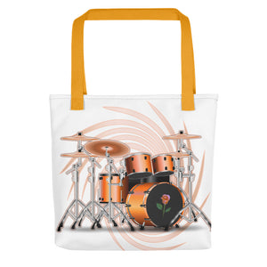 Drum Set Dream Tote bag