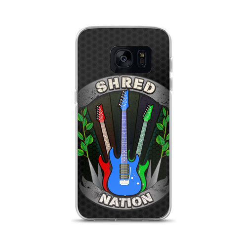 Shred Nation Samsung Phone Case