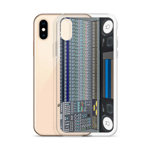 Audio Console Rig iPhone Case