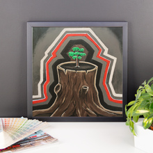 Tree of Life Framed Painting Print