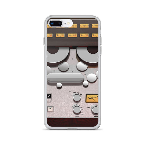 Analog Tape Machine - iPhone Case