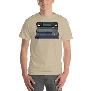 Audio Mixing Console Rig T-Shirt