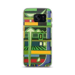 Pipe World 2 Samsung Phone Case
