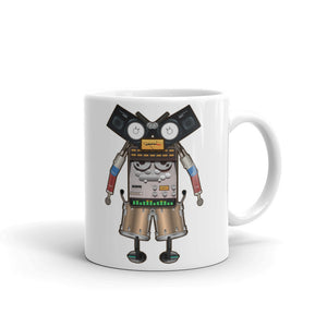 Gear Monster Mug