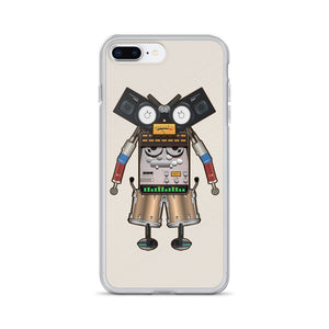 Gear Monster iPhone Case