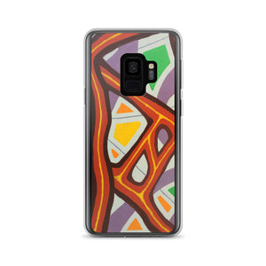 Happy Neuron Painting Samsung Phone Case