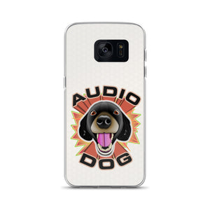 Audio Dog Samsung Case