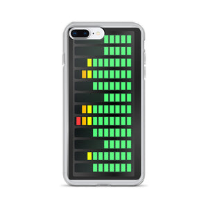 Audio Meters iPhone Case
