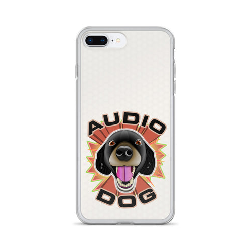 Audio Dog iPhone Case