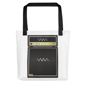 Guitar Amp Stack Tote bag