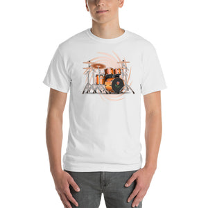Drum Set Dream T-Shirt - Light Colors
