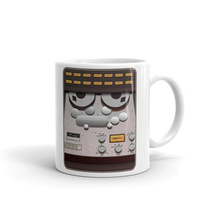 Analog Tape Machine Mug