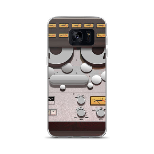 Analog Tape Machine Samsung Phone Case