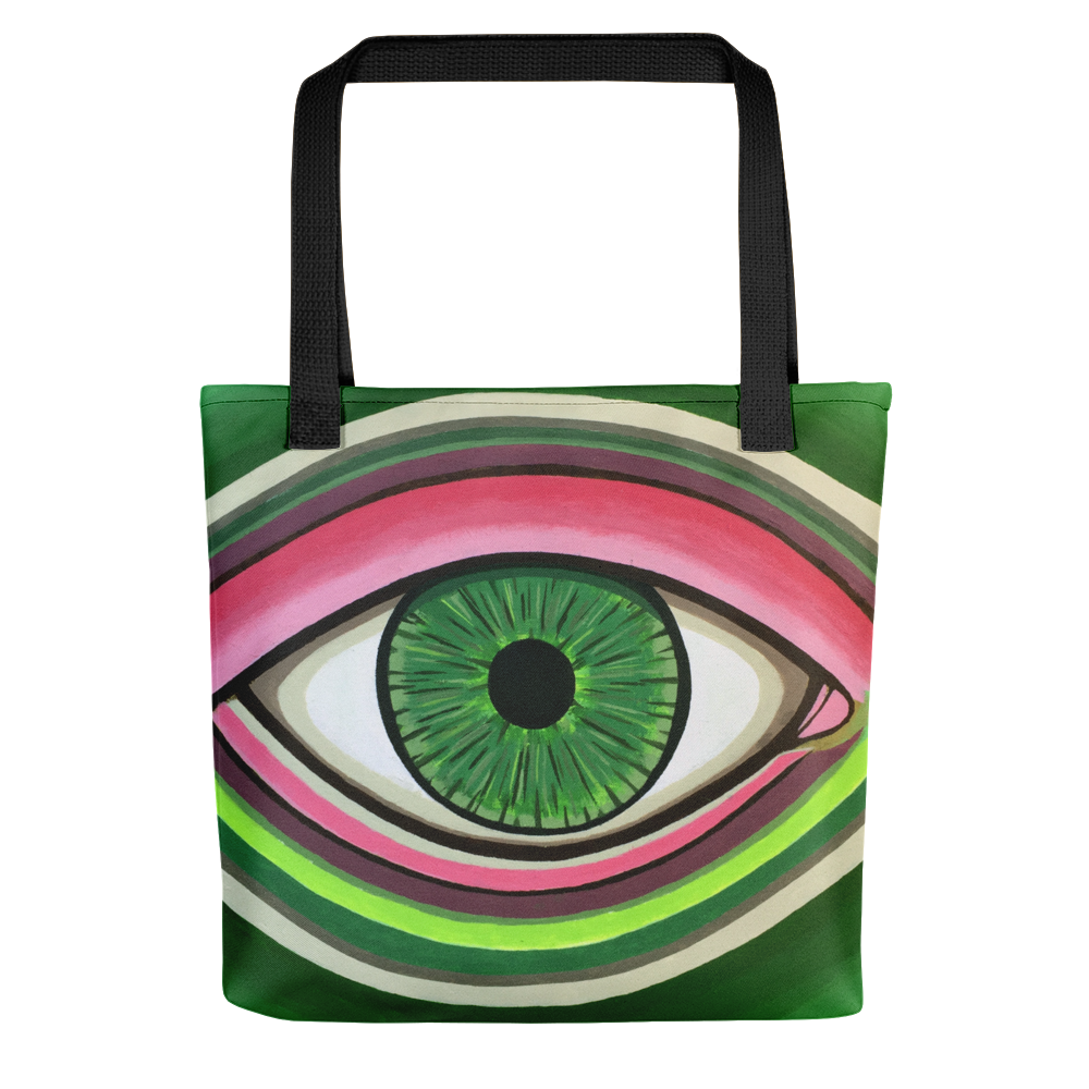 Seeing Tote Bag