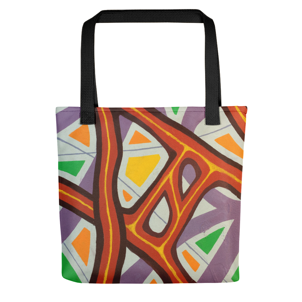 Happy Neuron Tote Bag