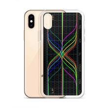 EQ Curves iPhone Case