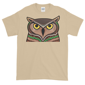 Serious Owl T-Shirt