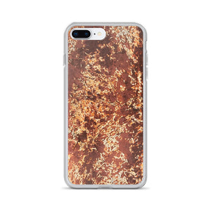 Heavy Machinery Construction Bucket Rust iPhone Case