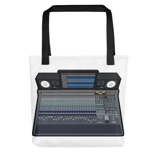 Audio Console Rig Tote Bag