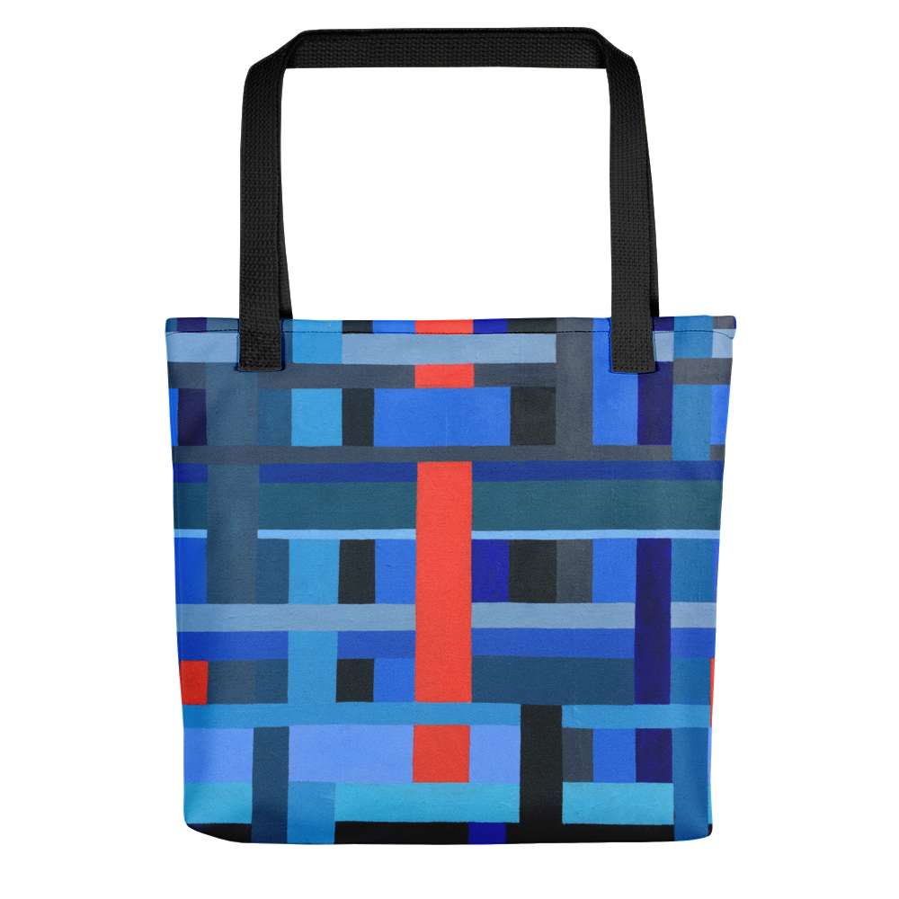 Pipe World 1 Tote Bag