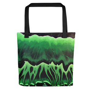 Dancing Organics Tote Bag