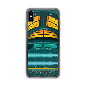 Sci-Fi Stereo Touch Compressor iPhone Case