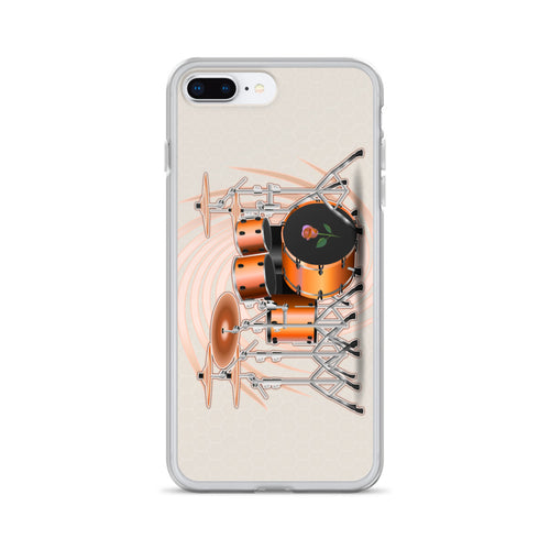 Drum Set Dream iPhone Case