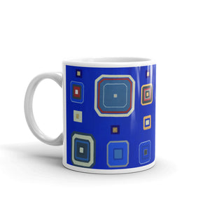 Mechanical Waves Painting Mug