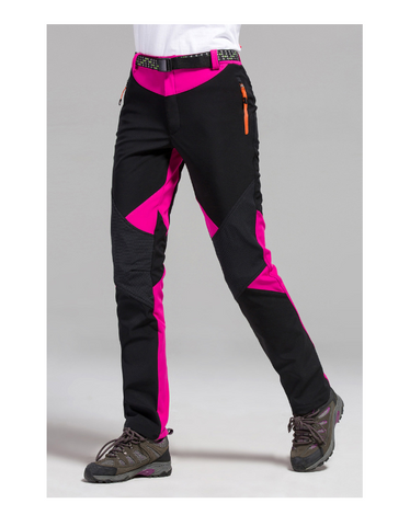 Mountainproof Fleece Lined Hiking Pants - Women's