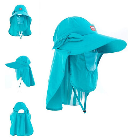 50+ UV Protection Hat