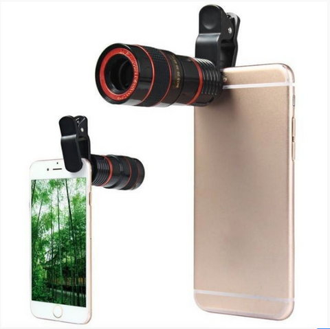 Mobile Phone Ultra Zoom Lens