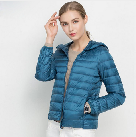 Women's Down Ultra Light Packable Jacket