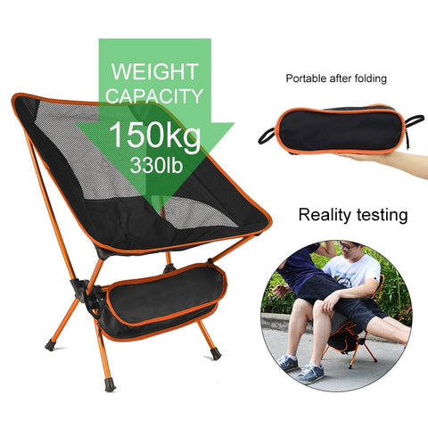 Ultralight Camping Chair
