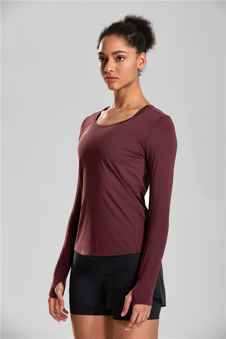 Naked Feel Active Long Sleeve