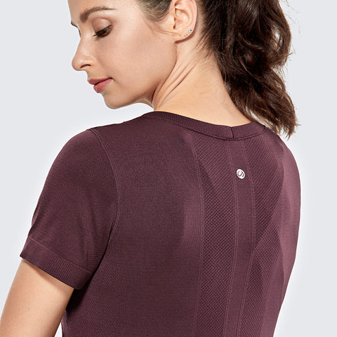 Seamless Active Tops