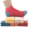 Image of Thermal Merino Wool Socks - Five Pairs