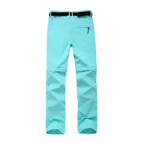 Quick Dry Removable Pants - Women