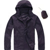 Image of Men & Women Waterproof Stuffable Rain Coat