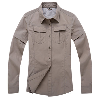 The Quagmire: Convertible Adventure Shirt - Women's