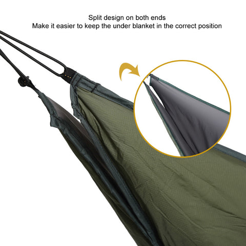 Ultra-light Hammock Underquilt