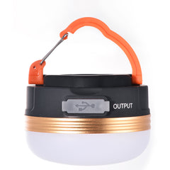 USB Rechargeable Ultra Bright  LED Tent Lantern