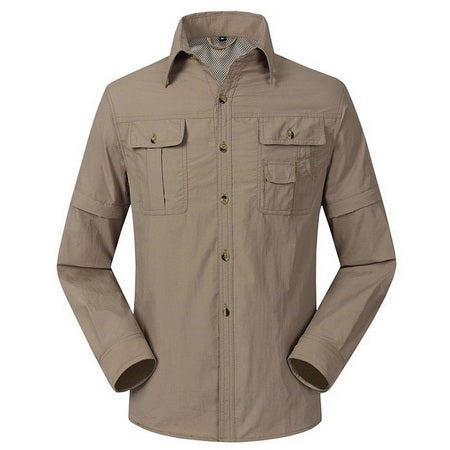 The Quagmire: Convertible Adventure Shirt - Men's